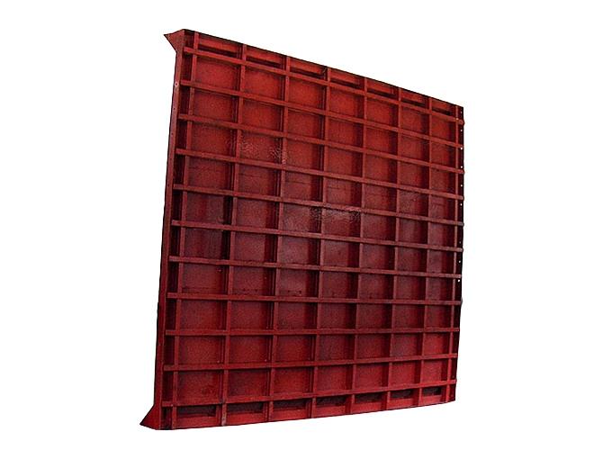矩形钢模 表面