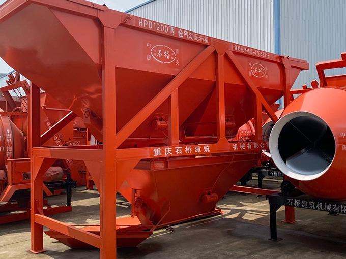 1200-2气动配料机